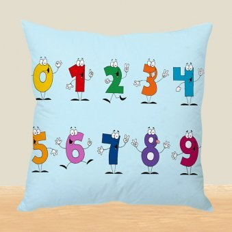Number Call Cushion