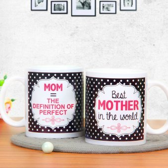 Perfectly Defined Love - A Mug Gift For Mother