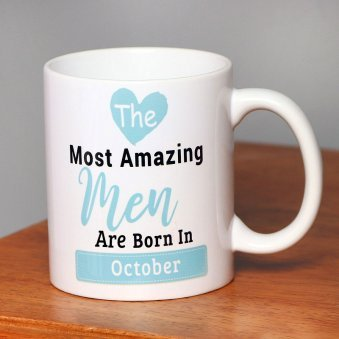 Personalised Zodiac Mug For Boys