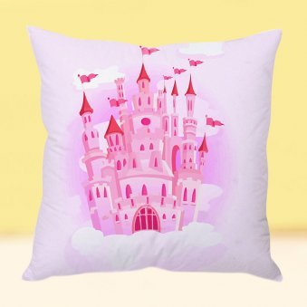 Princess Castle Cushion