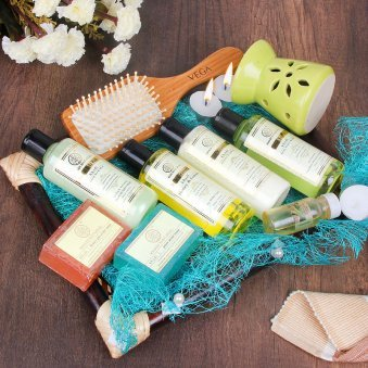 A Spa Gift Hamper for Her