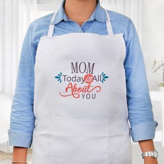 All About you Mom Apron