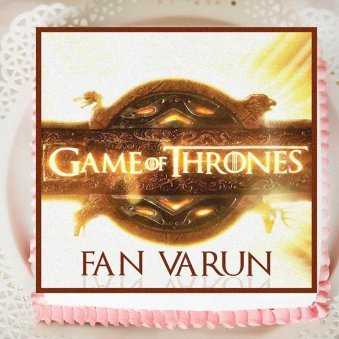Cake for GOT Fan