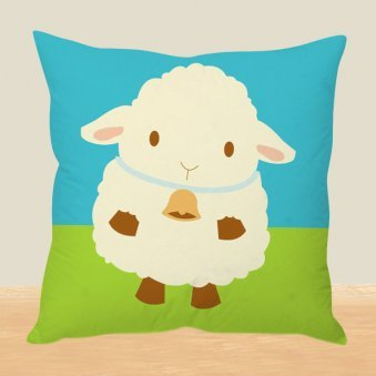 Sheep Fun Cushion