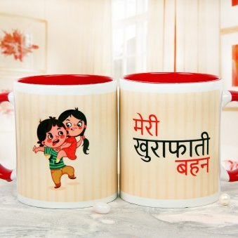 Signature Of Affection Mug for Sister