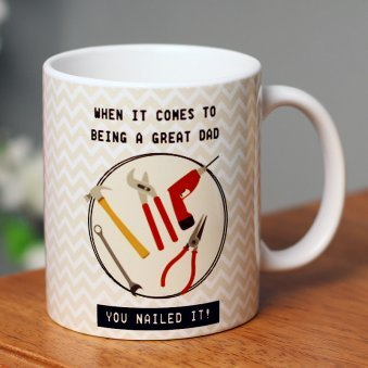 Quoted Mug for Dad