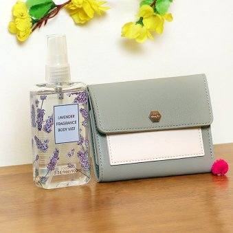 Gift Combo of Fragrance and Purse for Woman