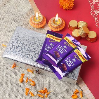 Diwali Chocolate Hamper - Buy Now