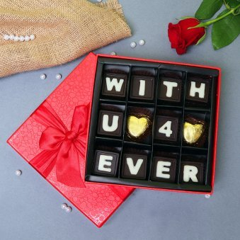 With U Forever Handmamde Chocolates