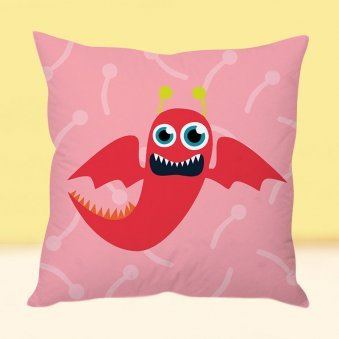 Sweet Sebastian Cushion
