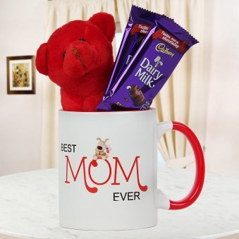 Teddy Mom Love - A special Gift for Mother