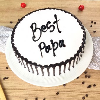Black Forest Cake for Best Dad