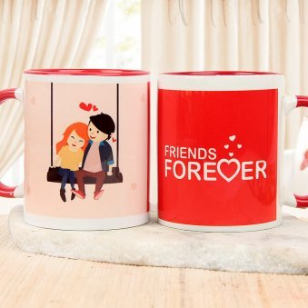 To the Crazy Squad Friendship Day Mug