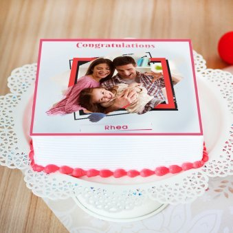 Theme Cake for Saying Congratulations