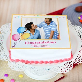 Compliments Cake