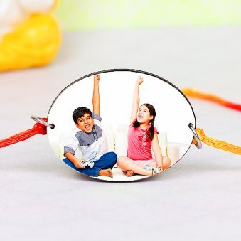 Treasured Personalised Rakhi - A Personalised Rakhi