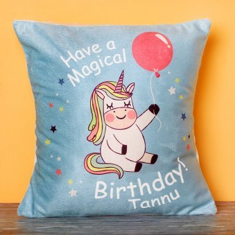 Personalised Cushion for Kids