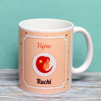 Personalised Mug for Virgo People