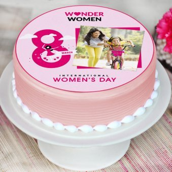 International Womens Day Cake