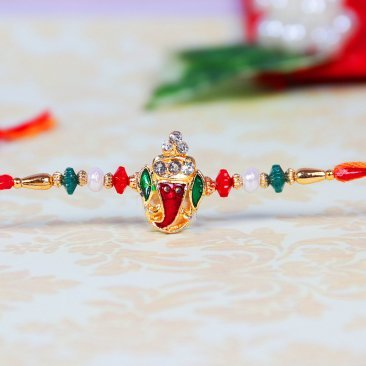 Shree Ganesha Rakhi for brothers online