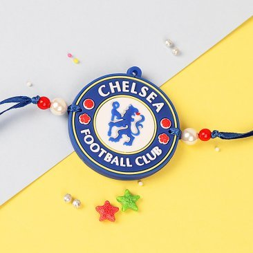 Chelsea Football Club Rakhi for Kids